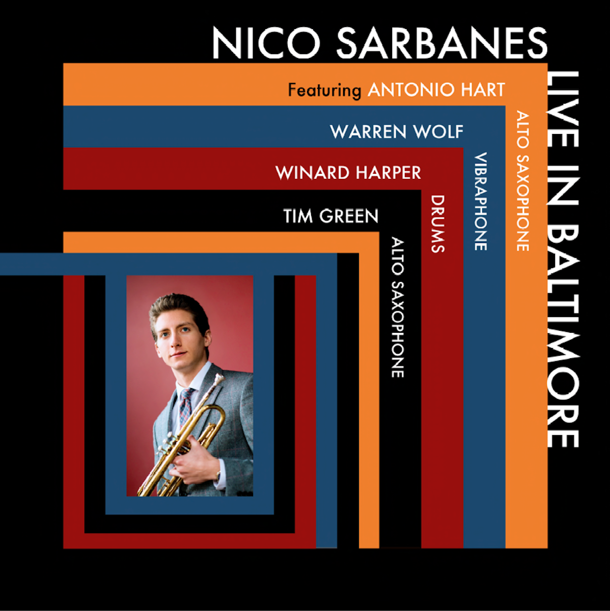 Sarbanes album cover